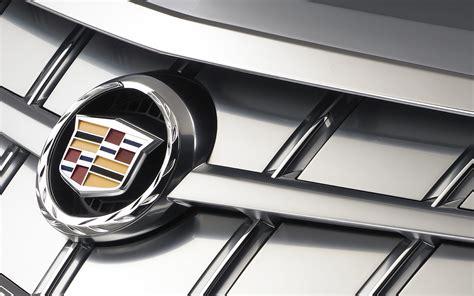 Cadillac Car Logo Hd Widescreen Desktop Wallpaper