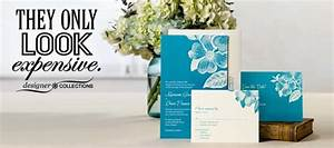 perfect wedding invitations for your upcoming summer With vistaprint blue wedding invitations