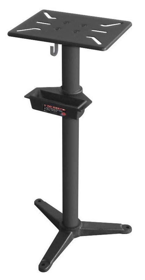 """ATD-10557 32"""" Bench Grinder Stand ATD 10557 - tooldesk.com"""