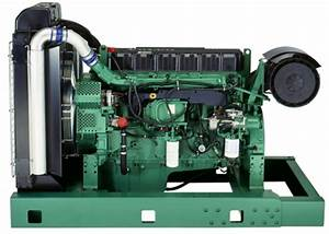 Volvo Penta Tad 1240 Ge Ve Engine Workshop Service Manual