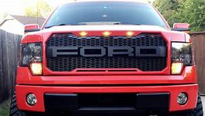 paramount raptor grill page 4 ford f150 forum With paramount raptor letters