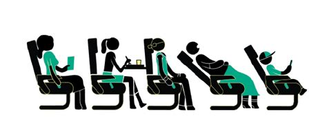 Reclinable Seats by Airlines And Seat Manufacturers Rethink Reclining Apex