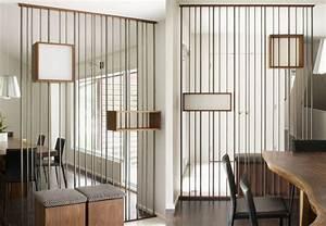 separation de pieces design meilleures images d With meuble pour separation de piece 7 une cloison deco pour separer sans assombrir
