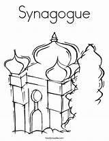 Temple Coloring Synagogue Lds Mosque Sinagoga Bountiful Sketch Template Kirtland Religiocando Outline Tracing Twistynoodle Noodle Twisty sketch template