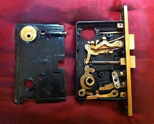 Mortise Lock Parts Diagram