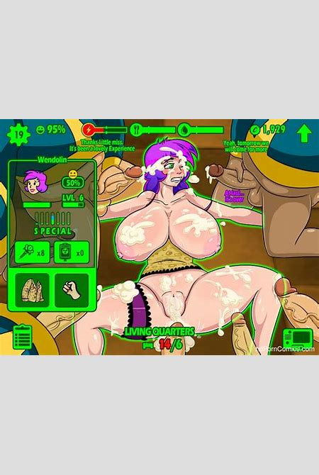 Fallout Shelter Porn Comic
