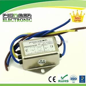 Emc 1a To 1000a 220v 250v Single Phase Ac Emc Noise Power