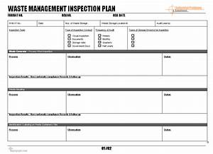 business plan waste management services things to write With waste management strategy template
