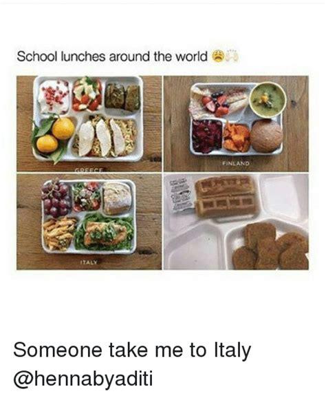 25+ Best Memes About School Lunch  School Lunch Memes
