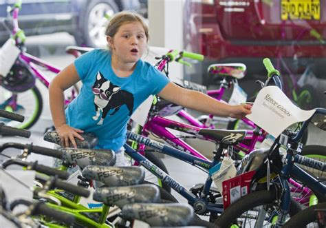 54 Longview And Kelso Fifth-graders Earn Bikes For Perfect