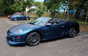 Download Mitsubishi Eclipse Spyder 2000