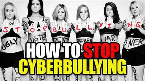 How To Stop Cyberbullying & Hate Speech On Youtube