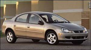 Chrysler Neon 2002 Fiche technique