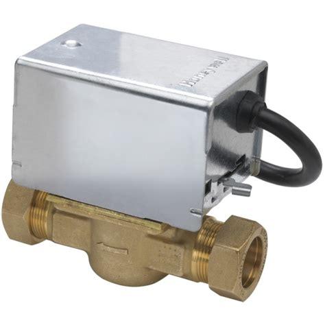 honeywell zone valve mm vh
