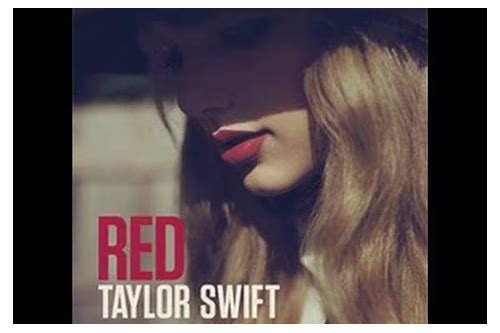 taylor swift red deluxe edition 320kbps download