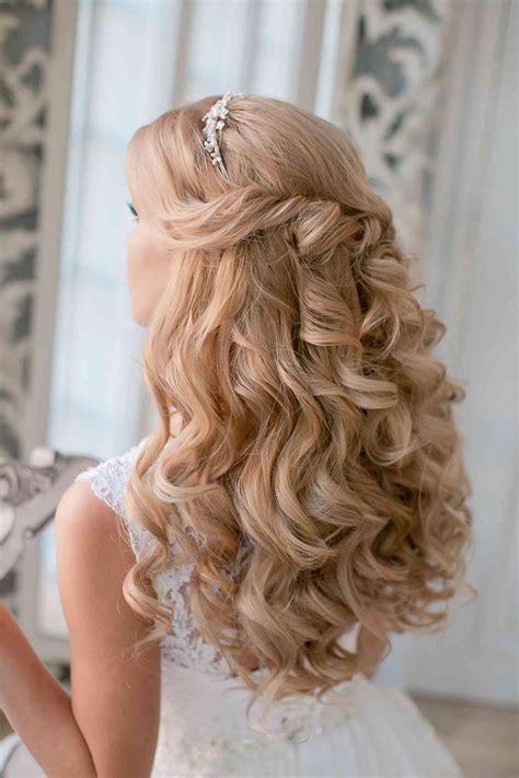 Coiffure Mariage Sur Cheveux Mi Long  Fashion Designs