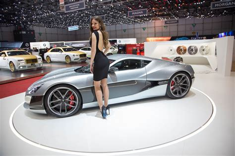 2018 Rimac Conceptone 0 62 Mph In 26 Seconds Shows Up