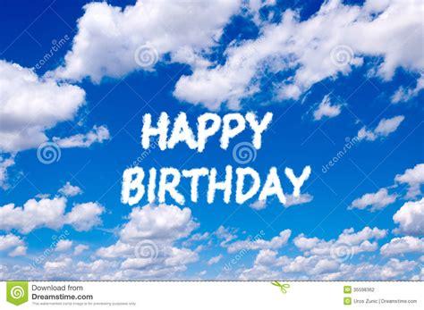 happy birthday stock photography image