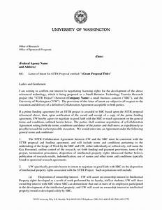 Best Photos of Letter Of Intent For Proposal - Sample ...