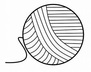 Ball Of Yarn Drawing | www.imgkid.com - The Image Kid Has It!