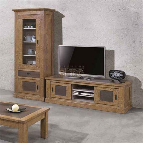 meubles de cuisine pas cher occasion meuble tv plasma vitrine 100 chêne massif de gbs 1948