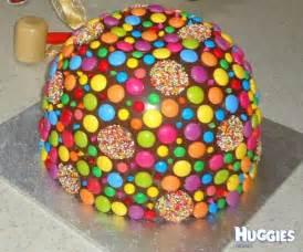 pinata cake huggies birthday cake gallery huggies