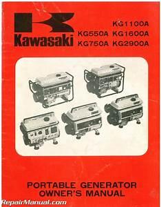 Used Kawasaki Kg550a Kg750a Kg1100a Kg1600a Kg2900a