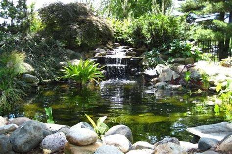 faire une cascade en pierres bassin am 233 nager une cascade ou une fontaine sur bassin de
