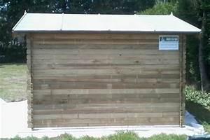 Abri De Jardin Bois Solde : abri de jardin autoclave 13 m paisseur madrier 34 mm trait ~ Melissatoandfro.com Idées de Décoration