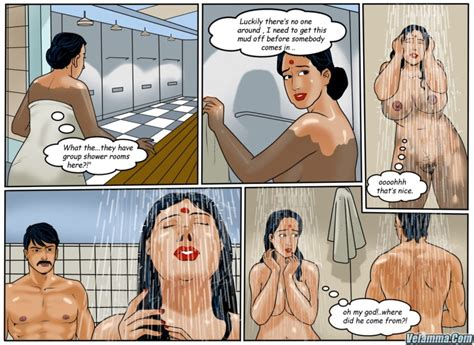 Velamma 49 De Stress Porn Comics Galleries