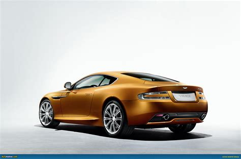 AUSmotive.com » Aston Martin Virage photo gallery