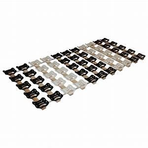Lattenrost Elektrisch 140x200 : rollrost tellerrost buche massivholz dami rollotel 90x200 cm ~ Markanthonyermac.com Haus und Dekorationen