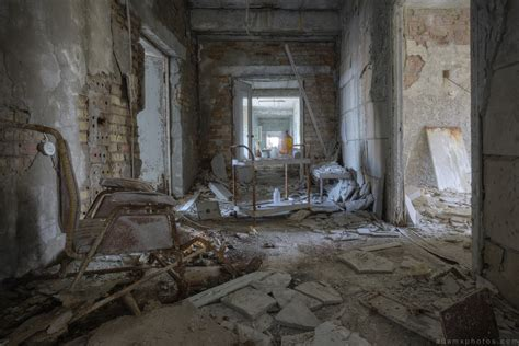 In this episode we explore one of the most dangerous places in chernobyl and that is the basement of pripyat hospital. Chernobyl: Pripyat #3 - Hospital No.126 - April 2015 - Adam X