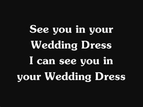 lyricstae  wedding dress english version dress