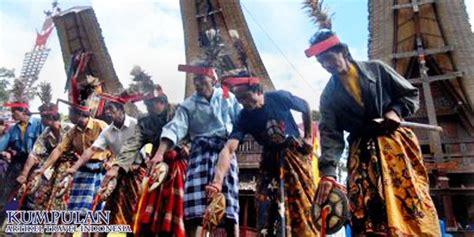 Daftar 6 Objek Wisata Budaya Yang Ada Di Tana Toraja
