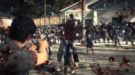 Zombie Apocalypse Evolved Making Dead Rising 3 Youtube
