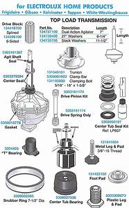Front Load Washer Parts Diagram