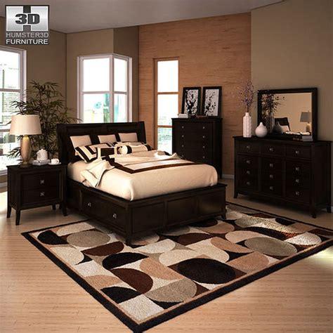 model ashley martini suite storage bedroom set vr ar