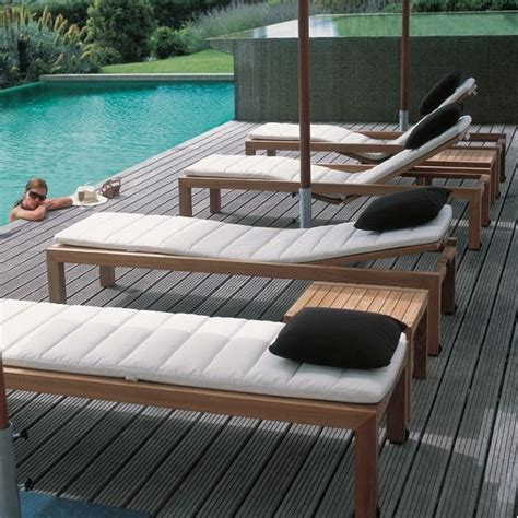 teak outdoor chaise lounge outdoor chaise lounges