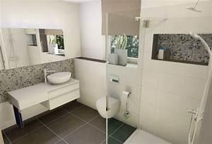 Große Fliesen In Kleinem Bad : gestaltung badezimmer ideen ~ Bigdaddyawards.com Haus und Dekorationen