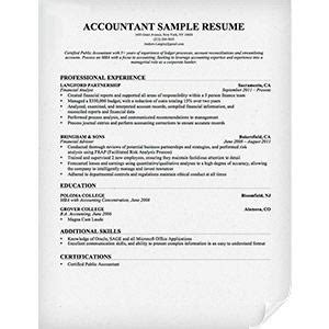 Successful Resume by 10 Most Successful Resume Format Sles