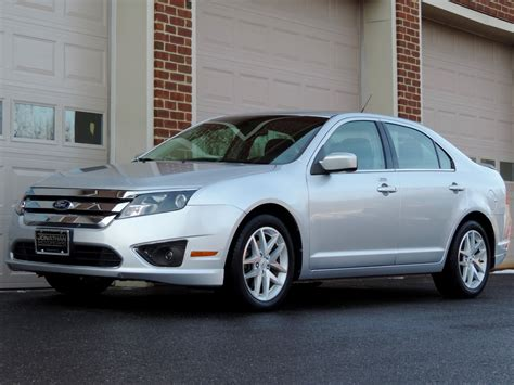 ford fusion sel stock   sale
