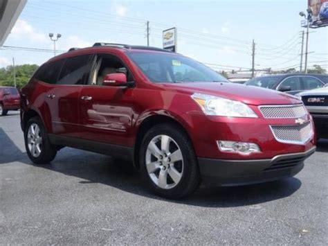 manual cars for sale 2011 chevrolet traverse seat position control find used 2011 chevrolet traverse ltz in 43520 us hwy 19 n tarpon springs florida united