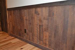 Reclaimed Wood Paneling - Enterprise Wood Products