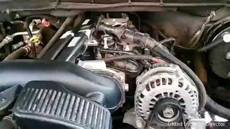 gmc sierra  tps locationticking sound