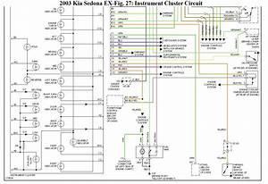 2005 Kia Sedona Wiring Diagrams