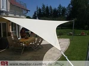 Masten Für Sonnensegel : sonnensegel terrasse terrassenbeschattung mit sonnensegel ~ Eleganceandgraceweddings.com Haus und Dekorationen