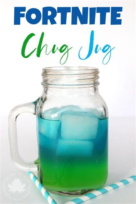 fortnite party drink chug jug recipe raising boys