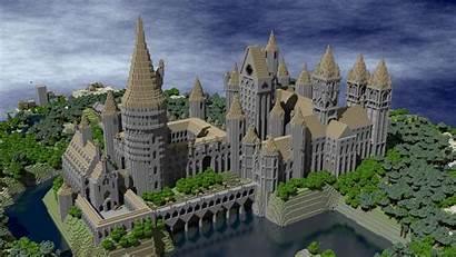 Minecraft Wallpapers Building Pixelstalk