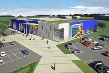 £26 million Dover Leisure Centre at Whitfield voted for by ...